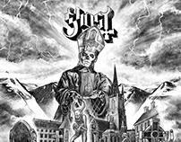 Ghost Album Art (Concept)