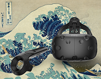 Hokusai VR : Les Saisons de Fuji