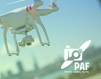 || Branding || PAF Mexico || Photo Aerial Films