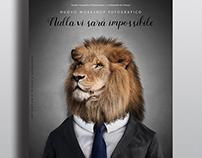 Advertising for Photograper Romina Remigio