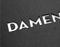 Damenáme / Diseño de Logotipo