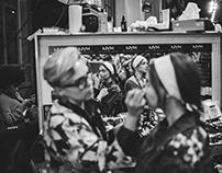 Portugal Fashion SS18 - BLOOM (Backstage)