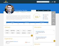 Web Application - Material Design