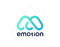 Refonte logotype et site internet Emotion
