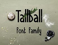 Tallball font family