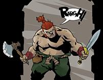 Brocker - The Dwarf