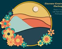Adobe Illustrator Challenge - March