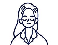 MONO-PISPA Symbol design