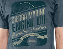 Sierra Oil T-Shirt