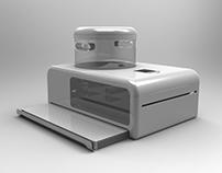 Máquina para reciclagem de papel