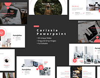 Carissia Powerpoint Templates | work with Carissia