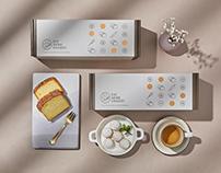 The Half Kitchen Packaging 半吊子廚房伴手禮盒