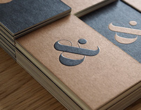 Onder&Fahran Law Firm Identity