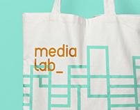 Medialab_ Corporate Identity & interior Design Office