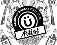Design By Hümans - Merchandise