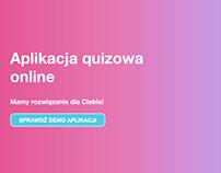 Website promotes app solution