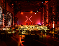 GALA DINNER. CORPORATIVE EVENT DECOR. MAXAM SUMMIT 2015