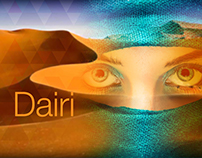 DAIRI Fashion website