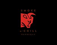 Smoke N' Chill Restaurant -Identity Design & Branding