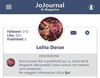 JoJournal & Magazine
