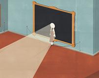 On Elena Ferrante's novel about unknown artist