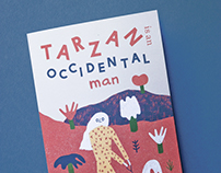 Tarzan is an occidental man