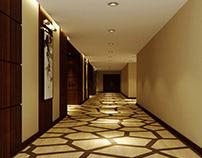 MOVENPICK HOTEL | Corridor Area
