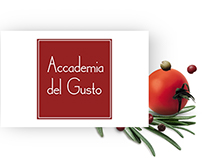 Website for ACCADEMIA DEL GUSTO