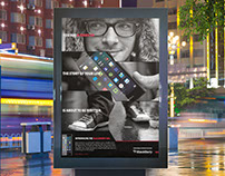 BlackBerry - Print Campaign