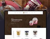 Pandora UI & UX Design