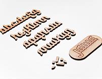Modular Typography - JOWO