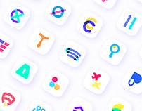 Logofolio - App Icons/Logos (Vol 1) 2020