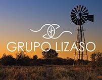 Grupo Lizaso Branding