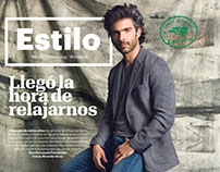 Osvaldo Benavides para Esquire Mag