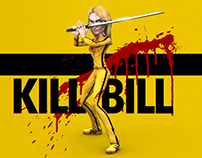 "KILL BILL ""THE BRIDE"""