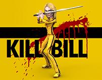 """KILL BILL """"THE BRIDE"""""""