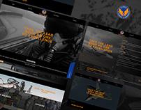 Philippine Air Force - Web Design Concept