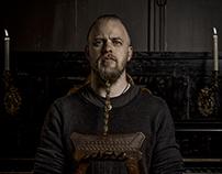 """Vikings composer Einar """"Kvitrafn"""" Selvik"""