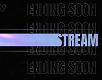 K/DA ALL OUT Stream Motion Graphics
