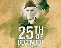 Quaid e Azam day