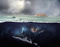 "Digital Art ""Under the sea"""