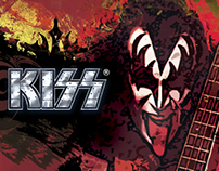 KISS :: The Legend of KISS Trading Cards