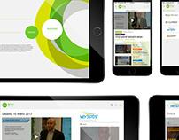 GRT TV Brading & App