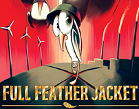 Full Feather Jacket