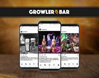 Growler Bar
