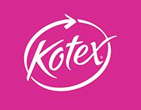 Diseño de Hoja de Ventas y dummies para - KOTEX