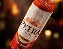 Petra . Cerveja Puro Malte