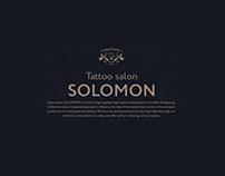 Tattoo salon - SOLOMON