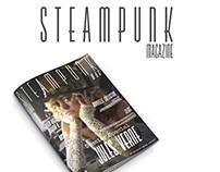 Steampunk // Magazine // Print