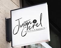 Rediseño de Imagen Corporativa [Juan & Jerel]